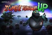 Com2uS、iPhone向け逃走ゲーム『ゾンビ・ランナウェイUP』をリリース