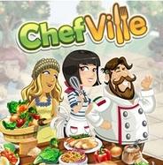 Zynga、次世代料理ゲーム『ChefVille』をリリース…ゲームを進めると料理レシピが手に入る