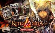カヤック、Android向けソーシャルRPG『Rites of Delta』をリリース…『英雄になりたい!DELTA』の海外版