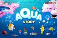 Com2uS、Android向けソーシャルゲーム『アクアストーリー』をリリース