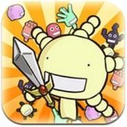 カヤック、iPhoneアプリ『キンを集めてまいれ!もやしもん!!~勇者オリゼーの冒険~』をリリース