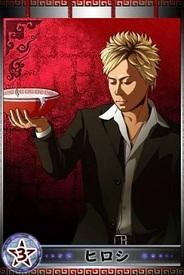 お笑い芸人のヒロシさんがGREE『ラーメンクロニクル』の宣伝部長に就任…ゲーム内にもカードとして登場!