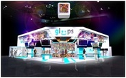 gloops、「東京ゲームショウ2012」に大型出展…試遊コーナーやグッズプレゼント、新作公開