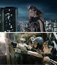 DeNA、Mobage『大戦乱!!三国志バトル』のTVCMの放送開始…金城武さんの姪Uさんが日本のCM初出演