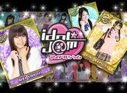 フジテレビ、『IDOL☆J@M』を「GREE」でリリース…アイドルグループが登場するカードゲーム