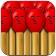 ベーシックのiPhoneアプリ『マッチに火をつけろ』が配信5日間で40万DLを突破