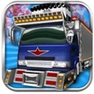アド・エヌとCLINKS、iOS向けソーシャルゲーム『デコトラの星』をリリース