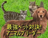 Suteki、GREE『最強ペット対決!アニマルブリーダー』がスマートフォンに対応