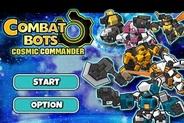 サイバーステップ、新感覚RTS『コンバットボッツ コズミックコマンダー』のAndroid版をリリース