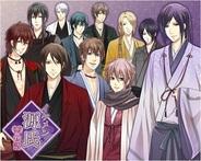 サイバード、恋愛ソーシャルゲーム『イケメン源氏◆恋物語 for iPhone』をリリース