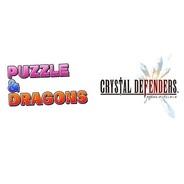 ガンホーの『パズル&ドラゴンズ』が『クリスタル・ディフェンダーズ』とのコラボを11月12日より開始
