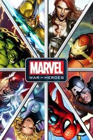 【米AppStoreゲーム売上ランキング(11/3)】「MARVEL War of Heroes」が17位に登場