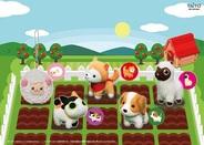 DeNA、Mobage『農園ホッコリーナ』のキャラクターを初のプライズ化…連動イベントも実施