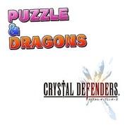 ガンホーの『パズル&ドラゴンズ』が『クリスタル・ディフェンダーズ』とのコラボを開始