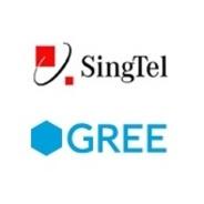 グリー、シンガポールの大手通信キャリアSingTelと包括的業務提携