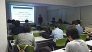 学生主催の統計・データマイニング勉強会「Zansa」の第12回目が11/27に開催