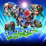 バンダイナムコゲームス、スマホ向け人気ソーシャルRPG『仮面ライダー ライダバウト!』で初のイベント実施