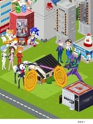 ゆめみの位置情報ゲーム「MyTown」が「ヱヴァンゲリヲン新劇場版:Q」と連動キャンペーン実施