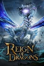 ドリコム、ソーシャルゲーム『Reign of Dragons』を米国でリリース…『ドラゴン×ドライツェン』をベースに新規開発