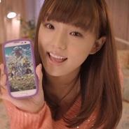 DeNA、『夢幻戦紀ドラゴノア』のWEB限定CMの配信開始…第1弾はアイドルの篠崎愛さんが出演