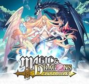 UEI、タクティカルカードゲーム『マジック&ドラゴンズ』をMobageでリリース…enchant.jsで開発した初の自社タイトル