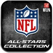 【米AppStoreゲーム無料(12/16)】アプリボット「NFL ALL-STARS COLLECTION」が14位