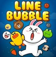 NHN Japan、「LINE GAME」で3タイトルを配信…『LINEバブル』はAppStoreとGooglePlayで早くも首位に
