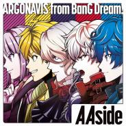 ブシロード、『ARGONAVIS from BanG Dream!』のシングルCD「AAside」を本日発売! 「ライブ・ロワイヤル・フェス202」全編映像収録