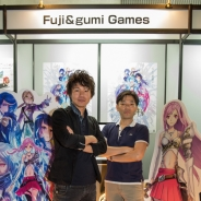 【TGS2014】片手で遊べる本格SRPGをメディアの力で大衆化へ…Fuji&gumi Gamesの第1弾タイトル『ファントム オブ キル』の制作陣に聞く今後