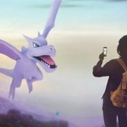 Niantic、『ポケモンGO』で「Pokémon GO アドベンチャーウィーク」を5月19日より開催 「プテラ」など「いわタイプ」のポケモンの出現率UP