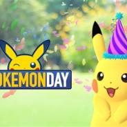 ポケモン22周年を記念し『ポケモンGO』でかわいいとんがり帽子の「ピカチュウ」登場! 『ポケモンファイアレッド・リーフグリーン』の着せ替えアイテムも