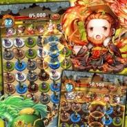 コンゾン・ジャパン、三國志の武将が登場するパズルゲーム『サンゴクラッシュ』をリリース