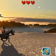 """プロペ、""""流鏑馬""""をモチーフにしたアクションゲーム『SAMURAI SANTARO』を世界同時リリース! 美しい日本の地を愛馬と共に駆け抜ける"""