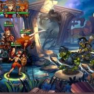 ゲームヴィルジャパン、『ドラゴンスラッシュ』でレベル上限解放や新マップ公開、さらに新システム「陣形」をアップデート 初の生放送も配信