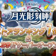 Kakao Games、『月光彫刻師』 でユーザー数増により新サーバー「ファーボ」を29日にオープン! レアアイテムのプレゼントも実施