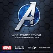 スクエニ、『アベンジャーズ』新作タイトルを「Square Enix Live E3 2019」にて全世界公開!!