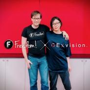 Exys、世界最大級YouTubeマルチチャンネルネットワークを運営するFreedomと資本業務提携