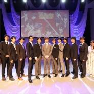 【イベント】赤羽根健治さんら11名の豪華声優陣が集った「イケメンシリーズ」総選挙結果発表イベントを開催!