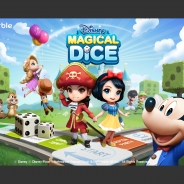 Netmarble Games、『ディズニーマジカルダイス』で初のアップデートを実施 新コンテンツ「エリアリーグ」や交換システムを実装