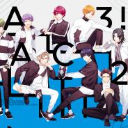 ポニーキャニオン、イケメン役者育成ゲーム『A3!』の各組ミニアルバム第3弾「VIVID EP」シリーズを発売決定!