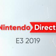 任天堂、『Nintendo Direct | E3 2019』を6月12日午前1時から放送