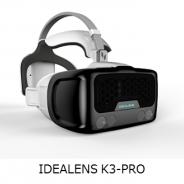 クリーク・アンド・リバー、4K解像度になった一体型VRゴーグル「IDEALENS」の新型を展示 ハンドジェスチャー認識機能も搭載
