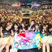 i☆Ris、結成4周年イベントを河口湖ステラシアターで開催! レア曲や弾き語りに加え、メンバーの涙あり、笑いありなスペシャルライブに