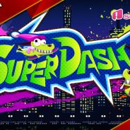 スーパーアプリ、「Instant Games」で配信中の『Super Dash』のプレイ人数がわずか1週間で100万人突破!