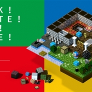 ワンダーランドカザキリ、つくってシェアするパズル&ダンジョンRPG『BQM -ブロッククエスト・メーカー』をリリース