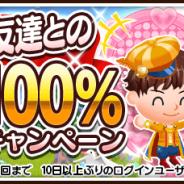 NTTドコモ、『未来家系図つぐme』で「連れてきた友達との成婚率100%キャンペーン」を実施!