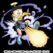 ミクシィ、『モンスターストライク』で「映画ドラえもん のび太の月面探査記」とコラボ 「闇属性 ★6 空気砲 のび太」などお馴染みのキャラが登場!!
