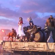 スクエニ、『ファイナルファンタジーVII リメイク』の新たなキービジュアルを公開 メインキャラクターたち5人が集合!