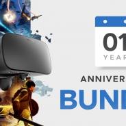 Oculus VR、一周年記念による「Rift Anniversary Bundle」を販売開始 国内タイトルではコロプラの『Fly to KUMA』などが対象に