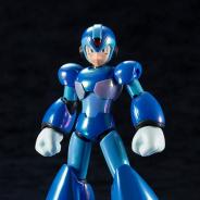 コトブキヤ、『ロックマンX』エネルギーチャージ時を再現した「ロックマンX エックス プレミアムチャージショットVer.」を発表